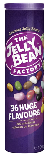 The Jelly Bean Factory Gourmet Jelly Beans 100 g