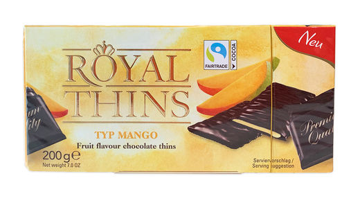 Royal Thins Mango 200 g
